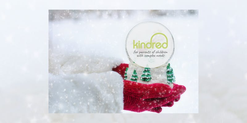 Kindred Christmas Concert Flyer