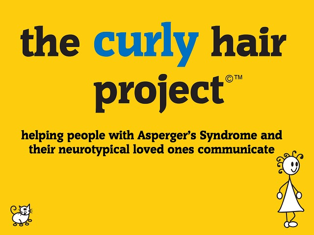 The Curly Hair Project Logo