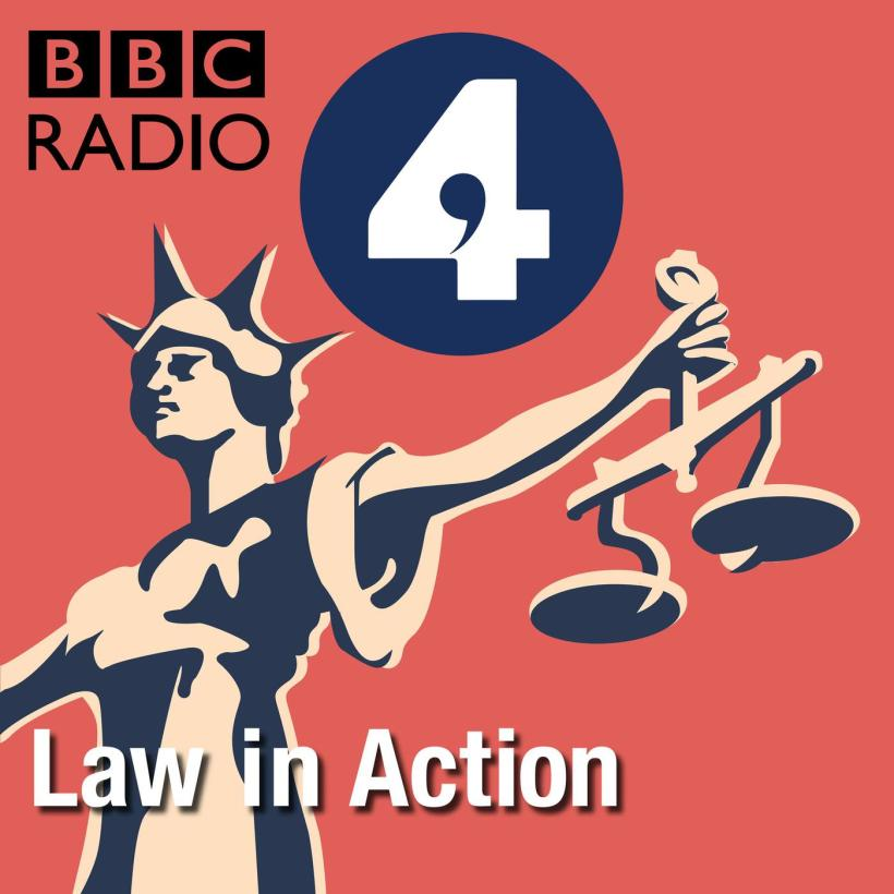 BBC Radio 4 Law in Action logo