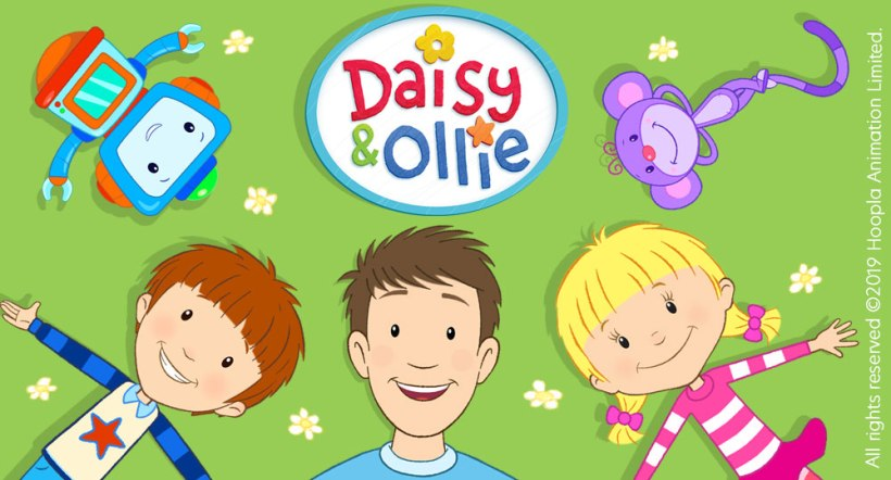 Daisy and Ollie Logo