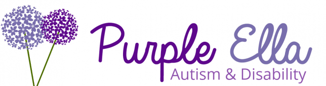 Purple Ella Logo
