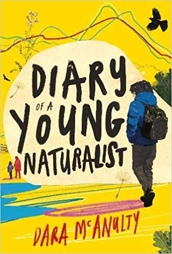 Diary of a Young Naturalist Book Cover