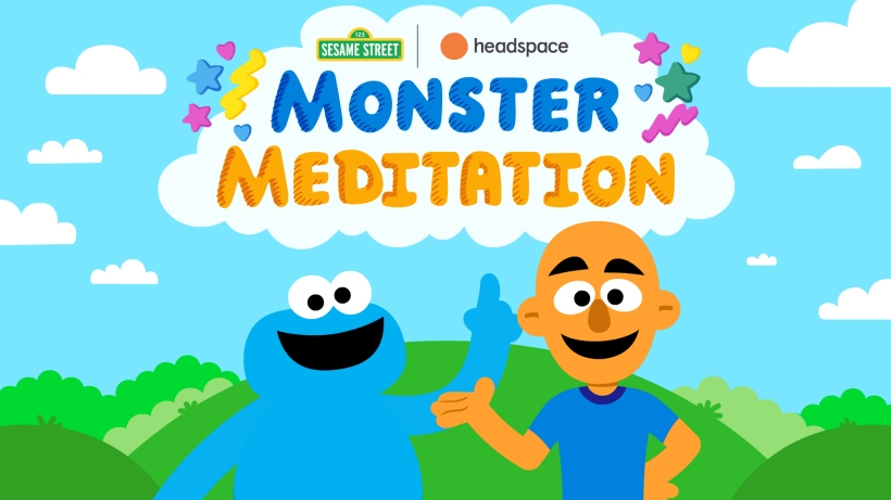 Monster Meditation Logo