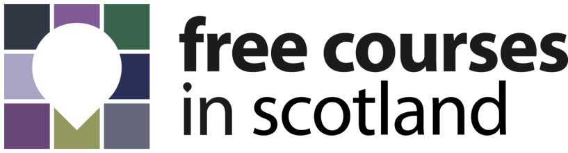 Free Courses in Scotland Logo