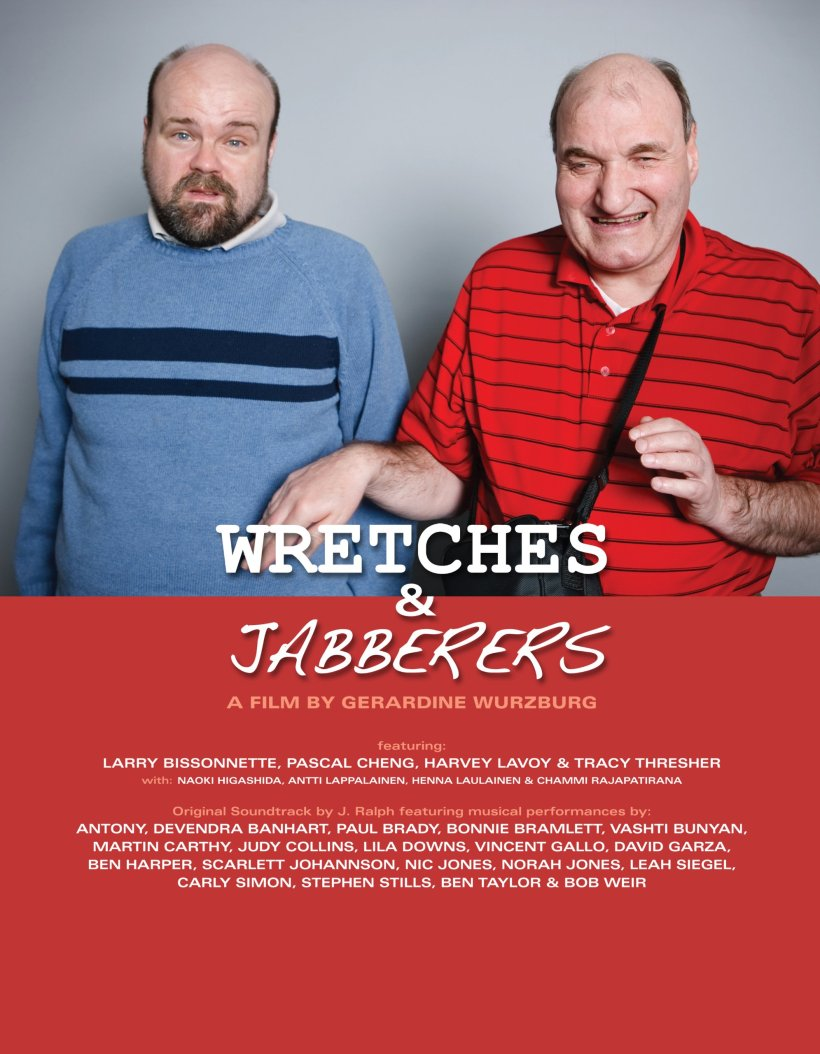 Wretches and Jabberers Film Poster