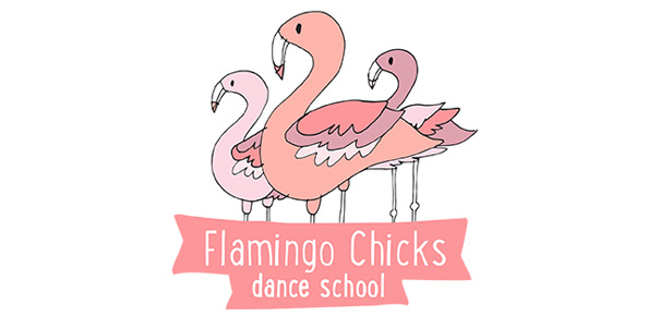 Flamingo Chicks Logo