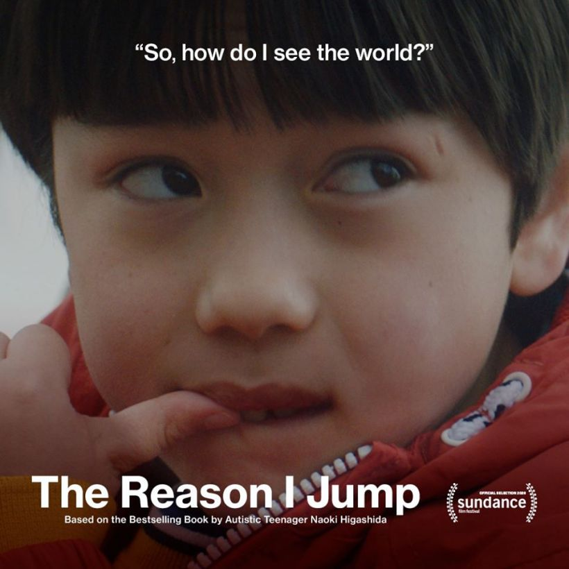 The Reason I Jump Film Poster
